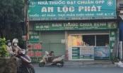 Vi phạm quy định phòng chống dịch, ba hiệu thuốc ở Nghệ An bị xử lý nghiêm