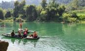 Hà Giang: Tìm thấy thi thể 4 học sinh mất tích ở hồ thủy điện