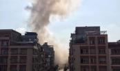 Hơn 10 địa điểm tại Trung Quốc bị đánh bom, nhiều tòa nhà sập