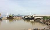 Nguy cơ vỡ bờ kè Bến du thuyền Marina Complex trong mùa mưa bão!?