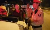 Quảng Nam: Bị kiểm tra xe, tài xế xúc phạm danh dự người thi hành công vụ