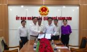 Đà Nẵng: Ký kết Hợp tác giảng dạy tiếng Anh, tin học tại các trường học
