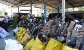Quảng Nam: Vận động thu hồi được 1.400 khẩu súng tự chế từ người dân
