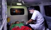 Cứu nạn thuyền viên quê Quảng Bình bị đau ruột thừa tại ngư trường Hoàng Sa