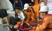 Cứu nạn thuyền viên bất ngờ lâm bệnh tại ngư trường Hoàng Sa
