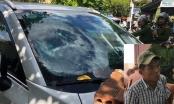 Đà Nẵng: Đối tượng nghi bị ngáo đá đập phá xe ô tô Mazda CX-5