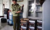 Đà Nẵng: Phát hiện hơn 600 chai rượu ngoại không rõ nguồn gốc xuất xứ