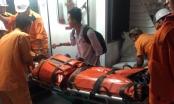 Cứu nạn thuyền viên tàu cá gặp nạn tại phía Nam vịnh Bắc Bộ