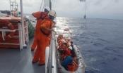 Cứu nạn thuyền viên Quảng Ngãi gặp tai biến mạch máu não khi đi biển