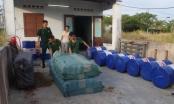 Biên phòng Đà Nẵng triệt xóa cơ sở sản xuất dầu nhớt giả