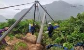 Điện lực miền Trung nỗ lực xử lý sự cố lưới điện do mưa lũ