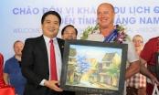 Quảng Nam: Chính thức đón vị khách quốc tế 4,6 triệu trong năm 2019