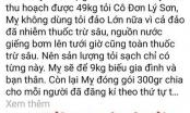 Quảng Ngãi: Facebooker tung tin thất thiệt liên quan tỏi Lý Sơn