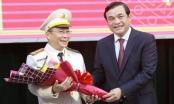 Thăng hàm Thiếu tướng với Giám đốc Công an tỉnh Quảng Nam