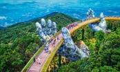 Báo Mỹ điền tên Cầu Vàng Đà Nẵng vào Top những cây cầu ấn tượng nhất thế giới