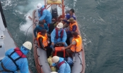 Tàu cá Bình Định bị đâm chìm do va phải đá tại vùng biển Đà Nẵng