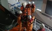 Cứu nạn thuyền viên bị đa chấn thương vùng đầu khi tàu cách Đà Nẵng 140 hải lý