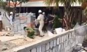 Đà Nẵng: Xây dựng giữa mùa cách ly còn hành hung người thi hành công vụ