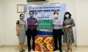 """Hơn 340 triệu đồng """"Cùng tuyến đầu chống dịch"""" thông qua Hội Nhà báo TP Đà Nẵng"""
