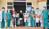 2 bệnh nhân Covid-19 đầu tiên của Quảng Ngãi được công bố xuất viện