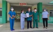 Đà Nẵng tiếp tục cho bệnh nhân số 445 xuất viện sau khi có xét nghiệm âm tính