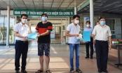 Thêm 10 bệnh nhân mắc Covid-19 tại Quảng Nam được điều trị khỏi bệnh và xuất viện