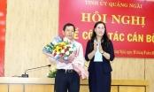 Ông Đặng Văn Minh được bầu giữ chức Phó Bí thư Tỉnh ủy Quảng Ngãi