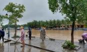 Quảng Nam: Chủ động ứng phó bão bão số 9 - Molave và tình hình mưa lũ