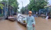 Tiếp tục mưa lớn trên diện rộng tại khu vực Trung Trung Bộ