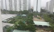 Cơn bão số 6 suy yếu thành áp thấp nhiệt đới trên đất liền