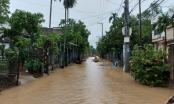 Quảng Nam: Tiếp tục có lũ khẩn cấp trên sông Vu Gia, Thu Bồn