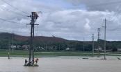 Lũ khẩn cấp trên sông Vu Gia nguy cơ cao gây ngập lụt diện rộng