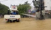 EVNCPC tiếp tục khôi phục việc cấp điện cho gần 200.000 người dân sau mưa lũ