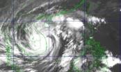 Đi vào vùng biển từ Quảng Nam - Bình Định, bão số 9 đã giảm đi 1 cấp