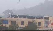 Quảng Ngãi: Hơn 400 nhà bị sập, tốc mái, hư hỏng do bão số 9 gây ra