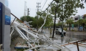 Bão số 9 đổ bộ vào miền Trung làm mất điện 21.863 trạm biến áp