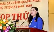 Quảng Ngãi công bố số đơn vị bầu cử đại biểu HĐND tỉnh khóa XIII