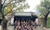 Giới thiệu văn hóa Cơ Tu tại Khu du lịch Núi Thần Tài Đà Nẵng