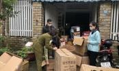 Đà Nẵng: Phát hiện hơn 1.400 sản phẩm hàng tiêu dùng không rõ nguồn gốc