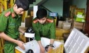 Đà Nẵng: Phát hiện gần 190 thùng chứa bài, chíp... để mở sòng bạc