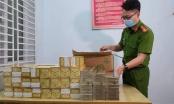 Đà Nẵng: Phát hiện gần 1.000 bao thuốc lá nhập lậu không nguồn gốc xuất xứ