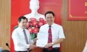 Bổ nhiệm ông Nguyễn Công Hoàng làm Giám đốc Sở Xây dựng Quảng Ngãi