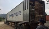 Đà Nẵng: Tiếp tục phát hiện xe container chở hàng hóa không giấy tờ