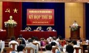 HĐND tỉnh Quảng Nam xem xét, quyết định 19 nội dung tại kỳ họp thứ 23