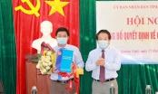 Quảng Ngãi công bố bổ nhiệm 2 Phó Giám đốc cấp Sở