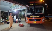 Đà Nẵng: Tài xế xe khách chống người thi hành công vụ, tìm cách thông chốt kiểm soát dịch
