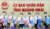 Quảng Ngãi: Công bố quyết định bổ nhiệm 5 Giám đốc cấp Sở