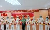 Công an Đà Nẵng công bố các quyết định điều động, bổ nhiệm cán bộ