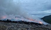 Đà Nẵng công bố nguyên nhân ban đầu vụ cháy tại khu vực bãi rác Khánh Sơn