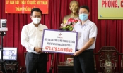 EVNCPC tiếp tục ủng hộ Quỹ vaccine phòng chống dịch Covid-19 tại Đà Nẵng